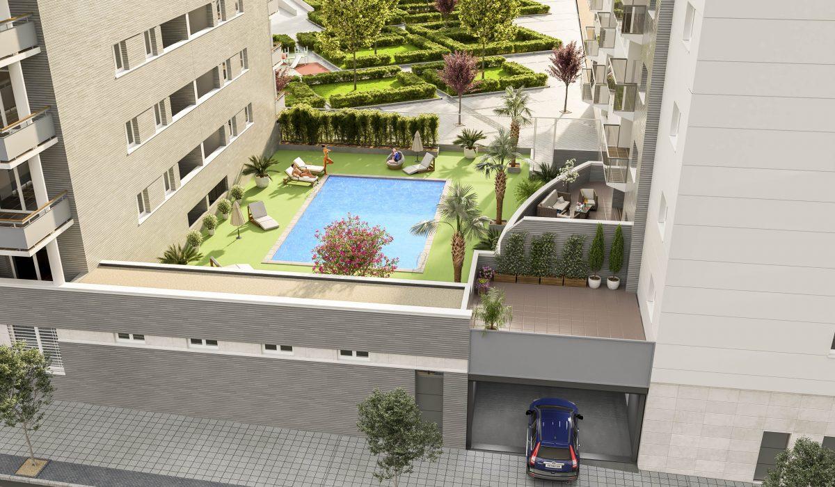 Exterior Residencial Parque Universidad (3)