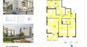Residencial Parque Universidad P1-1º,2º y 3º A. Vvdas. 4, 8 y 12