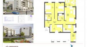 Residencial Parque Universidad P1-2º y 3º C. Vvdas. 10 y 14