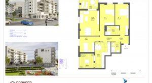 Residencial Parque Universidad P1-2º y 3º D. Vvdas. 11 y 15