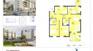 Residencial Parque Universidad P1-4º B y C. Vvdas. 17 y 18